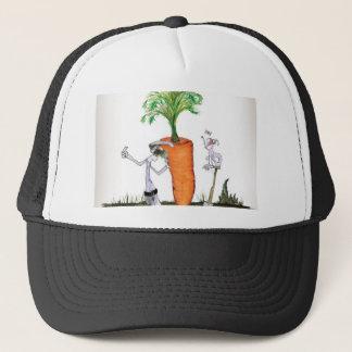 Boné Cenouras grandes de Yorkshire do amor