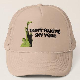 Boné Céu você chapéu do camionista