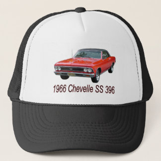 Boné Chapéu 1966 de Chevelle ss 396