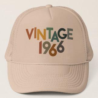 Boné Chapéu 1966 do camionista do vintage