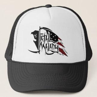 Boné Chapéu 1 do camionista da ceifeira do patriarca