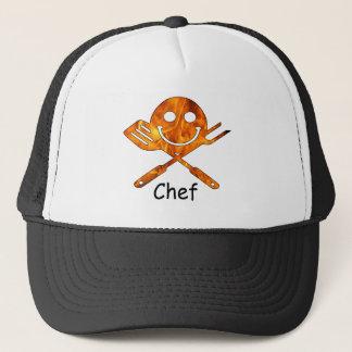 Boné Chapéu 2017 do cozinheiro chefe de Defcon