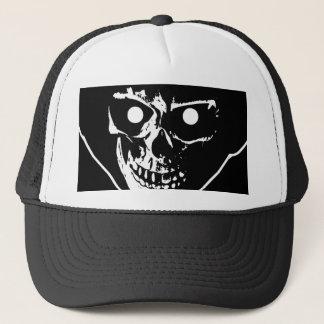 Boné chapéu 2 do camionista da CABEÇA da CEIFEIRA do