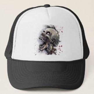 Boné Chapéu 3 do camionista do zombi