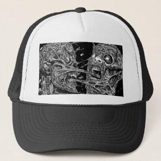 Boné Chapéu 5 do camionista do zombi