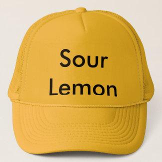 Boné Chapéu ácido do limão