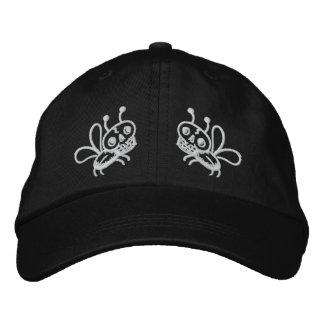 Boné Chapéu ajustável da traça da morte