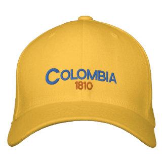 Boné Chapéu ajustável de Colômbia 1810