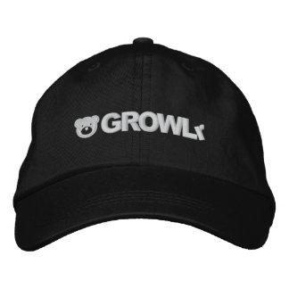 Boné Chapéu ajustável de GROWLr