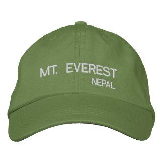 Boné Chapéu ajustável do Mt. Everst*