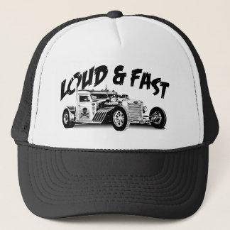 Boné Chapéu alto & rápido do camionista