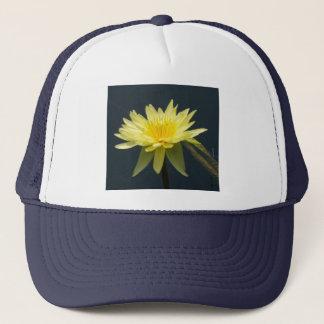 Boné Chapéu amarelo de Lotus Waterlily