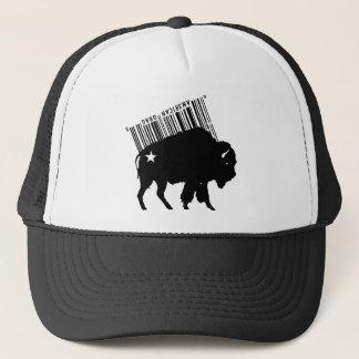 Boné Chapéu americano do camionista do arrasto
