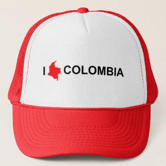 Boné Chapéu - amor Colômbia de I