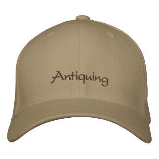Boné/chapéu Antiquing Boné Bordado