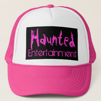Boné Chapéu assombrado do entretenimento