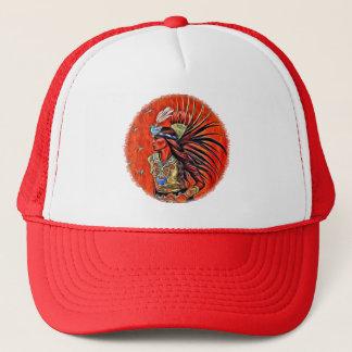 Boné Chapéu asteca do camionista do dançarino do
