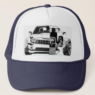 Boné Chapéu automotriz do camionista
