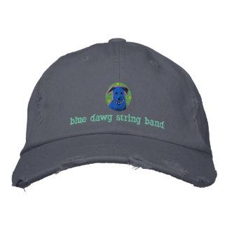 Boné Chapéu azul da banda de corda de Dawg