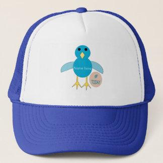 Boné Chapéu azul feito sob encomenda do pintinho do