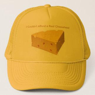 Boné Chapéu barato de Cheesehead
