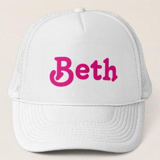 Boné Chapéu Beth