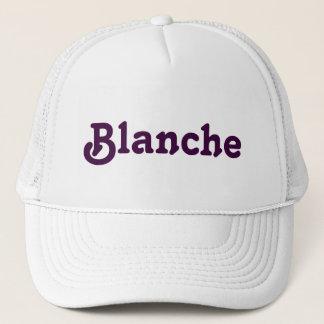 Boné Chapéu Blanche