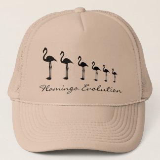 Boné Chapéu/boné Funky da evolução do flamingo