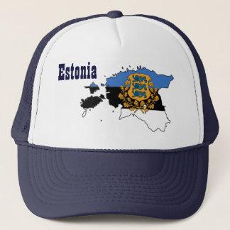 Boné Chapéu bonito de Estónia!