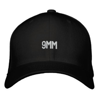 Boné chapéu bordado 9mm