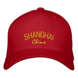 Boné Chapéu bordado China de Shanghai