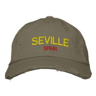 Boné Chapéu bordado costume da espanha de Sevilha