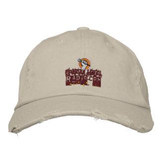Boné Chapéu bordado da juventude rádio espartano