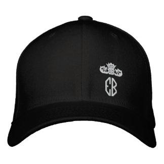 Boné Chapéu bordado EB inglês real do buldogue