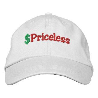 Boné Chapéu bordado impagável
