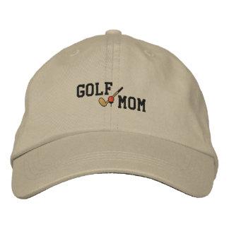 Boné Chapéu bordado mamã do golfe