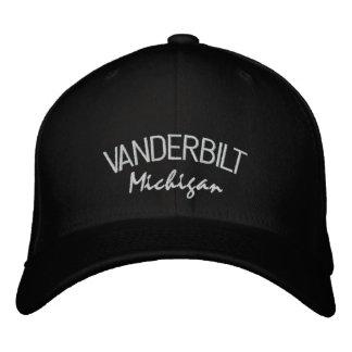 Boné Chapéu bordado Michigan de Vanderbilt