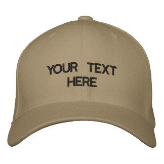 Boné Chapéu bordado personalizado
