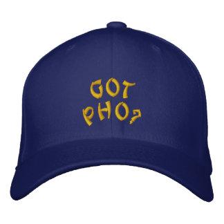 Boné Chapéu bordado Pho obtido