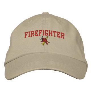 Boné Chapéu bordado sapador-bombeiro