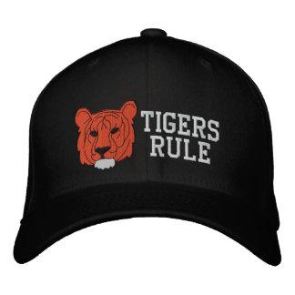 Boné Chapéu bordado tigre