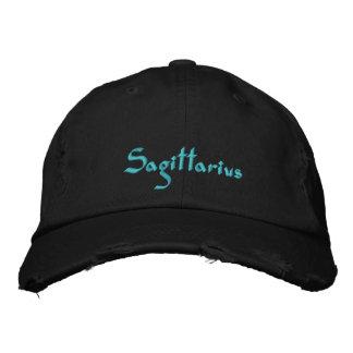 Boné/chapéu bordados zodíaco do Sagitário Boné Bordado