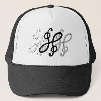 Boné Chapéu branco do LLC da etiqueta