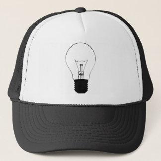 Boné Chapéu brilhante da ideia