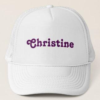 Boné Chapéu Christine