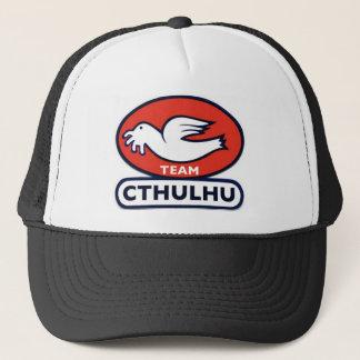Boné Chapéu clássico de Cthulhu da equipe