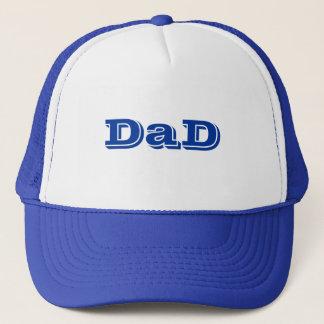 Boné/chapéu com o pai da palavra boné