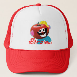 Boné chapéu cómico da paródia do Sr. tomate cabeça