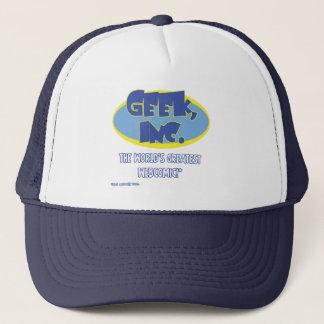 Boné Chapéu cómico do camionista de Geek, Inc.