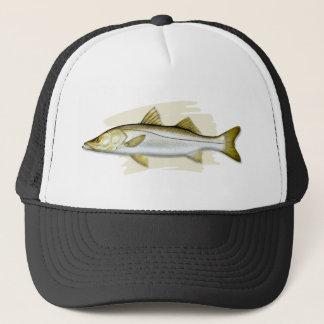 Boné Chapéu comum do camionista de Snook